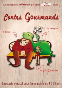 Contes Gourmands Affiche